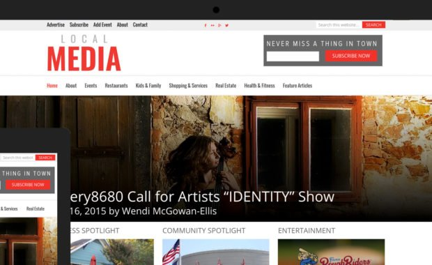 Introducing Local Media – A Genesis Child Theme